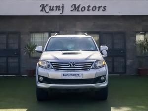 Toyota Fortuner 3.0 4X2 AT (2013) in New Delhi