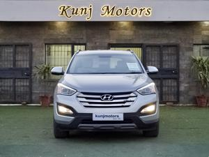 Hyundai Santa Fe 2 WD (AT) (2014)