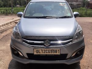 Maruti Suzuki Ertiga ZDI BS IV(WITH ALLOY) (2015) in New Delhi