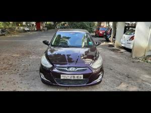 Hyundai Verna Fluidic 1.6 CRDI SX (2012) in Pune