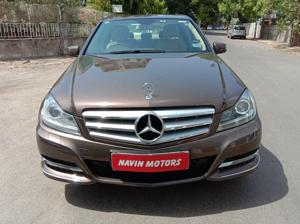 Mercedes Benz C Class C 220 CDI BlueEFFICIENCY (2014) in Ahmedabad