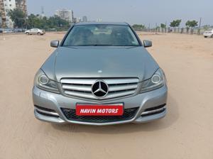 Mercedes Benz C Class C 220 CDI BlueEFFICIENCY (2013) in Ahmedabad
