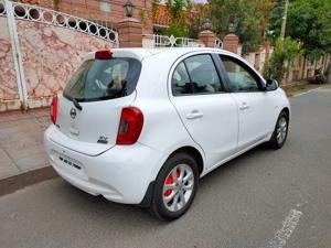 Nissan Micra XV CVT Petrol (2013) in Coimbatore