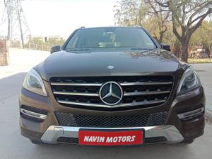 Mercedes Benz M Class ML 250 (2014) in Ahmedabad