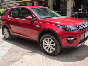 Land Rover Discovery Sport HSE (2016)