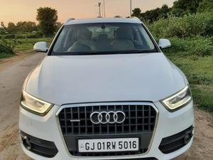 Audi Q3 2.0 TDI Quattro Premium+ (2012) in Ahmedabad
