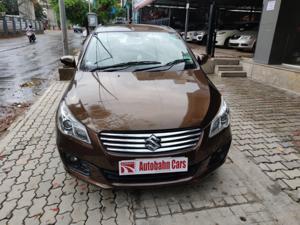 Maruti Suzuki Ciaz ZDi+ SHVS (2017) in Bangalore