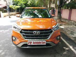 Hyundai Creta 1.6 SX Plus AT Petrol (2019) in Bangalore