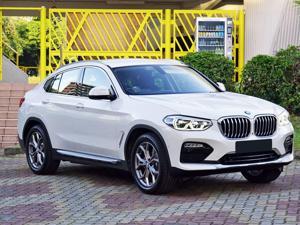 BMW X4 xDrive20d M Sport X (2020) in Ghaziabad