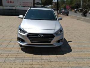 Hyundai Verna 1.6 CRDI SX Plus AT (2017) in Jalna
