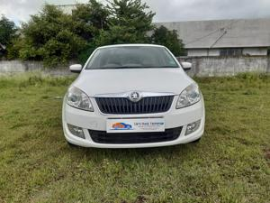 Skoda Rapid Elegance 1.6 TDI CR MT (2015) in Shirdi