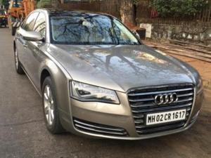 Audi A8 L 3.0 TDI quattro (2013) in Mumbai