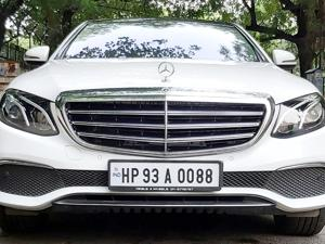 Mercedes Benz E Class E 220d Exclusive (2019) in Ghaziabad