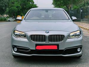 BMW 5 Series 520d Sedan Modern Line (2014) in Gurgaon