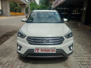 Hyundai Creta SX Plus 1.6 AT CRDI (2017) in Bangalore