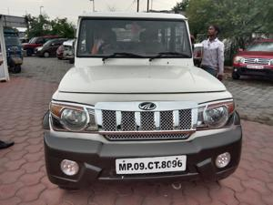 Mahindra Bolero Power Plus ZLX (2017)
