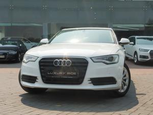 Audi A6 3.0 TDI quattro Premium+ (2013)