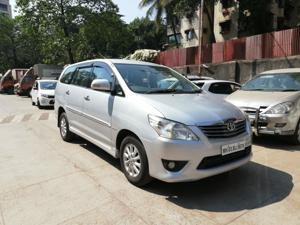 Toyota Innova 2.5 VX 7 STR BS IV (2013) in Thane