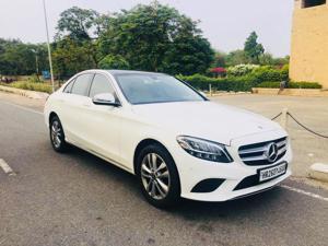 Mercedes Benz C Class C 220d Progressive (2019) in Faridabad