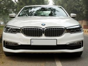 BMW 5 Series 520d Sedan Luxury (2018)