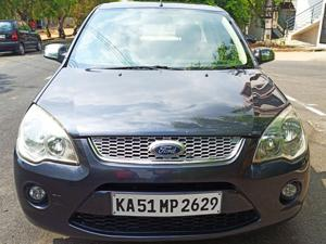 Ford Fiesta (2006 2011) Old SXi 1.6 (2009)