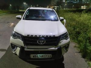Toyota Fortuner 2.8 4x2 MT (2018) in Kolkata