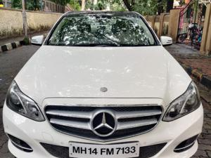 Mercedes Benz E Class E 250 CDI Edition E (2016) in Mumbai