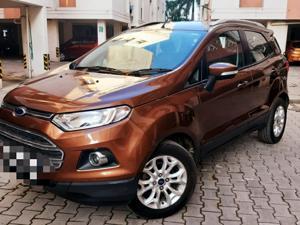 Ford EcoSport 1.5 Ti-VCT Titanium (AT) Petrol (2017) in Chennai