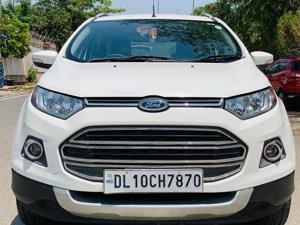 Ford EcoSport 1.5 TDCi Titanium (MT) Diesel (2017) in Faridabad