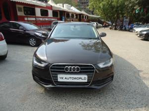 Audi A4 2.0 TDI Sline (2013) in Faridabad