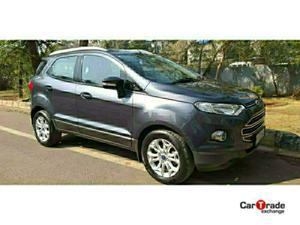 Ford EcoSport 1.5 Ti-VCT Titanium (AT) Petrol (2014) in Mumbai