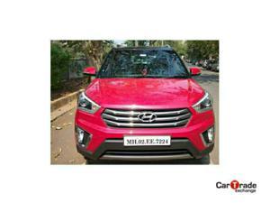 Hyundai Creta SX+ 1.6 Petrol Dual VTVT (2016) in Mumbai