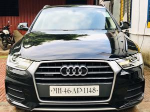 Audi Q3 35 TDI Premium + Sunroof (2015) in Pune