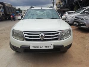 Renault Duster RxL Diesel 85PS Plus (2014) in Hyderabad
