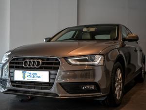 Audi A4 2.0 TDI Multitronic Premium (2014) in Nashik