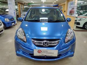 Honda Amaze S MT Diesel (2013)