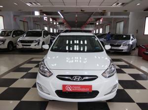 Hyundai Verna Fluidic 1.6 CRDI SX (2013) in Mysore