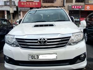 Toyota Fortuner 3.0 MT (2012) in New Delhi