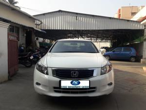 Honda Accord 2008 2.4 Elegance MT (2009) in Coimbatore