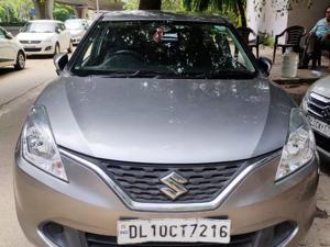 Maruti Suzuki Baleno Delta Petrol (2016) in New Delhi