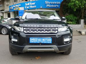 Land Rover Range Rover Evoque 2.2 SD4 Pure (2016) in Mumbai
