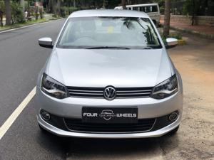 Volkswagen Vento Highline Plus Diesel (2015)