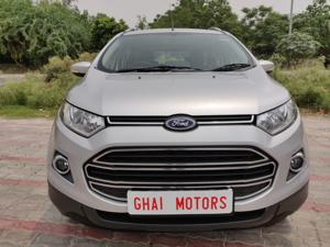 Ford EcoSport 1.5 Ti-VCT Titanium (MT) Petrol (2017) in New Delhi