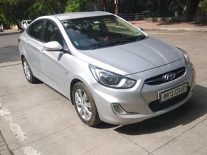 Hyundai Verna Fluidic 1.6 VTVT SX (2013) in Pune