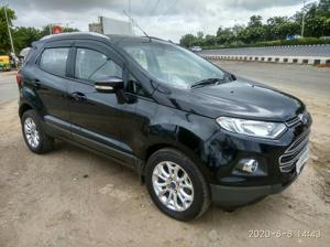 Ford EcoSport 1.5 Ti-VCT Titanium (AT) Petrol (2014)