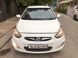 Hyundai Verna Fluidic 1.6 CRDI SX Opt AT (2013) in New Delhi