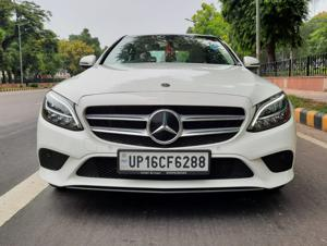 Mercedes Benz C Class C 220d Progressive (2019) in New Delhi