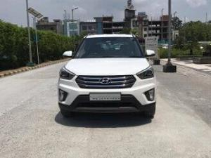 Hyundai Creta SX Plus 1.6 AT CRDI (2017) in New Delhi