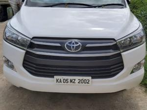 Toyota Innova Crysta 2.4 G 7 Str (2019) in Bangalore