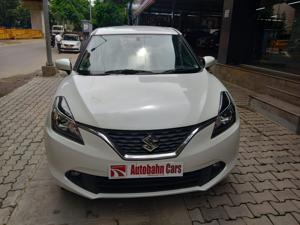 Maruti Suzuki Baleno Alpha 1.2 AT (2018) in Bangalore